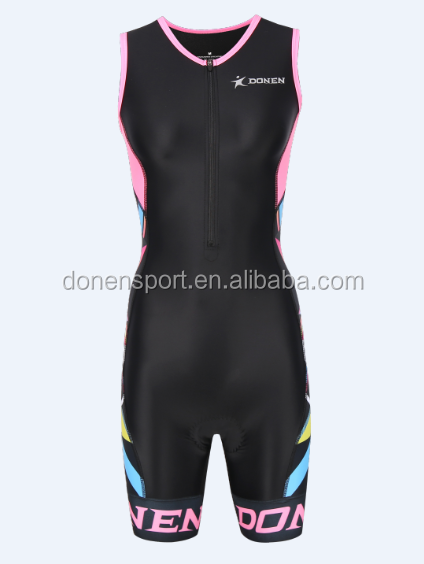 Donen latest design wholesale clothing specialized one piece triathlon