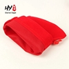 Custom logo printed drawstring velvet hair packaging bag