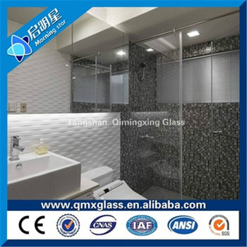 Top Quality can be custom mirror glass higer klq6119 bus