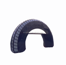 advertising inflatable arch for tire P1038