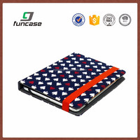 universal tablet case for ipad pro ,wave point decorative pattern ,shockproof 7 kids tablet case