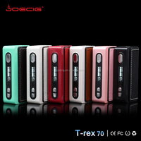 Original ecig 70W mod box Leather Case for Joecig TC MOD silicone case 70w