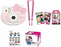Fujifilm Instax Mini Hello Kitty Camera Pink Original New Product Pink