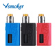 Alibaba Best Device Vaping Cigs Bottom Feeder Mods Hugo Vapor Squeezer Squonk Mechanical Box Mod BF