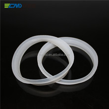 Oil Resistance Rubber Seal Ring /silicone butterfly valve seat ring