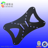 Customized sheet metal welding parts, OEM sheet metal case fabrication