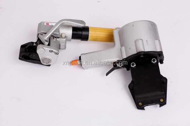 Top quality professional stainless pneumatic steel strapping tool
