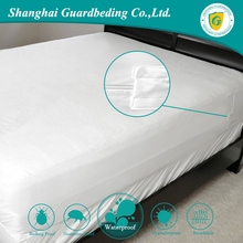 Eco-friendly bedbugs proof mattress cover with zipper