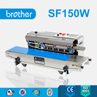 Sales Service Provided and Electric Driven Type vertical continuous band sealer