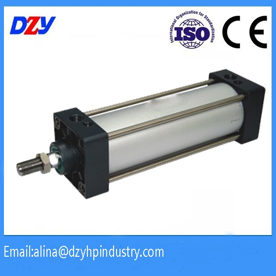 80 mm Bore 120 mm Long Stroke Pneumatic Air Cylinder Price