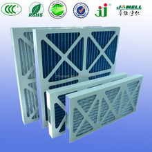 Extended Surface Synthetic Panel Filter Air Intake Filter for Air Conditioning System