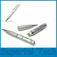 Hot selling promotional gift 8gb pen usb laser functional