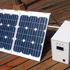 500W DIY Solar Power Generator Solar