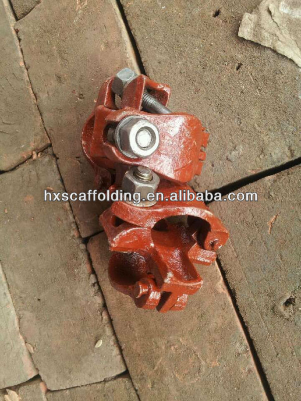 scaffolding joint clamp construction scaffold fitting