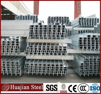 IPE AA 100 H steel beam of DIN10025 S235JR hot rolled low carbon Q235 Q345 structural H beam steel