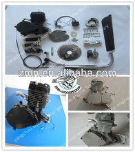 Bicycle With Petrol Engine Kit, Bicycle Engine Kit 50cc