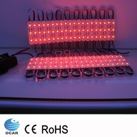 Hot new imports ce rohs smd 3 RGB led module 5050 0.72w