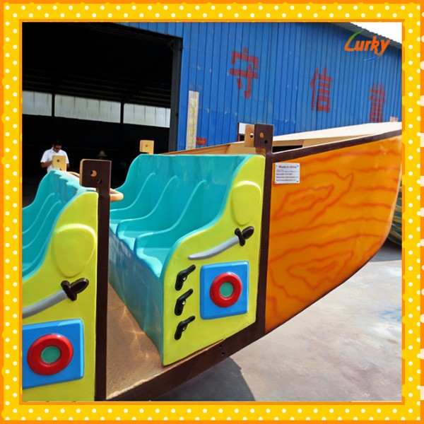 2014 Outdoor playground pirate ship/amusement rides pirate ship for sale