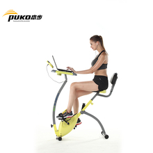 China direct buy reclining exercise magnetic bike cycling gym machine