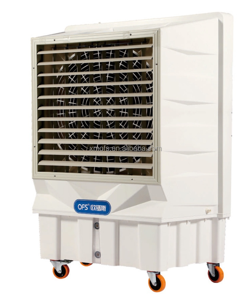 Water Air Coolers : Cooling fan water air conditioner