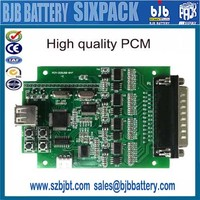 lithium battery PCM,BMS,pcb manufacturer,for UPS,Power Tools,Electric Vehicle,Golf Cart,Solar System,LED Customized