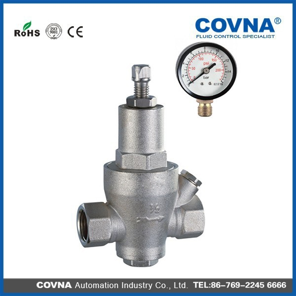 Hot selling PRV pressure reducing valve with ROHS certificate