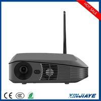 2016 New design china cheap laser 3D usb gesture recognition android tv projector