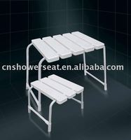 ABS plastic shower bench