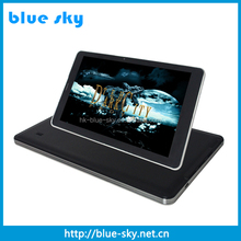 Hot 9.6 Inch 3G 1GB 8GB MTK6582 Quad Core Phone Call Tablet Android 4.4 Dual Sim Card 3G WCDMA GPS Bluetooth