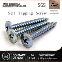 hot sale counter sunk head philips self tapping screws