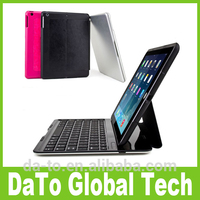 3 Colors Cheap Aluminum Bluetooth Keyboard Case For iPad Air 5