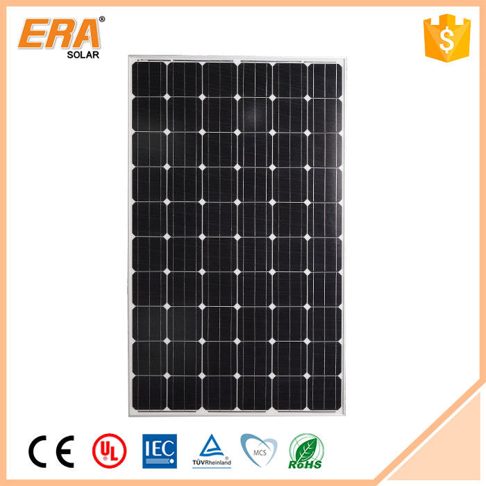 Flexible sunpower solar panel 260W Solar Power Plant Price
