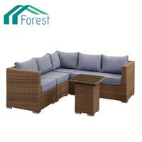 Newest Fashion Factory Price waterproof outdoor sofa set
