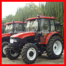 Cheap agricultural wheeled tractor 25Hp-180Hp