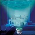 Ocean projection light creative night light
