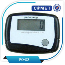Best selling free pedometers, precise pedometers,walking pedometers