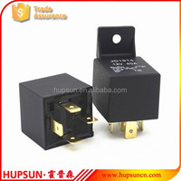 Black color water-proof auto relay, 4PIN 12V 40A waterproof car relay