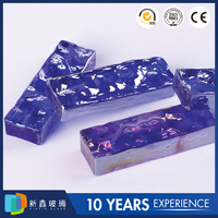 Dark Blue discontinued ceramic floor tile