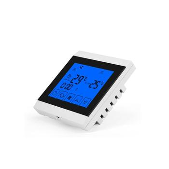 fan coil type weekly programmable thermostat