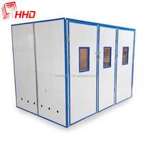 Large commercial egg incubator cheap price hatchery 20000 eggs chicken for sale HHD