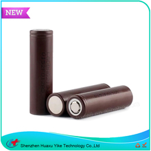 Shenzhen Lithium battery manufacturer e cigarette battery 3000mah battery 3.7v