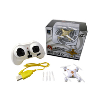 christmas gift Cheerson CX-10A 2.4g rc quadcopter cooler fly