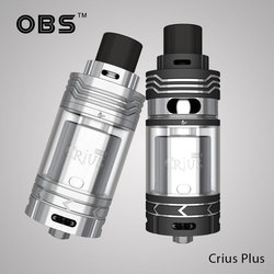 Made in china 5.8ml obs rta crius tank ecig