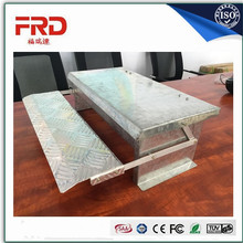 FRD-Professional factory 10kg treadle poultry chicken hen feeder - weather proof For duck quails pig(whatsapp:+86-152 7570 9648)