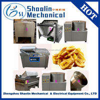 High output pisang cutting machine with best service