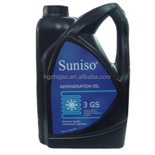 Suniso refrigeration oil lubricant oil 3GS/4GS/5GS