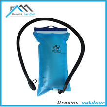 Hydration Bladder 2 Liter 70 oz Water Reservoir - with Insulated Flow Tube for Hiking, Cycling, Climbing, Backpack