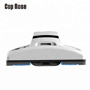 Factory OEM Cop Rose X6 auto work robot window cleaner remote control window vacuum cleaner