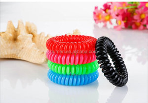 plastic adjustable extension bracelet springs