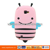 Top sell 3D silicone cell phone case